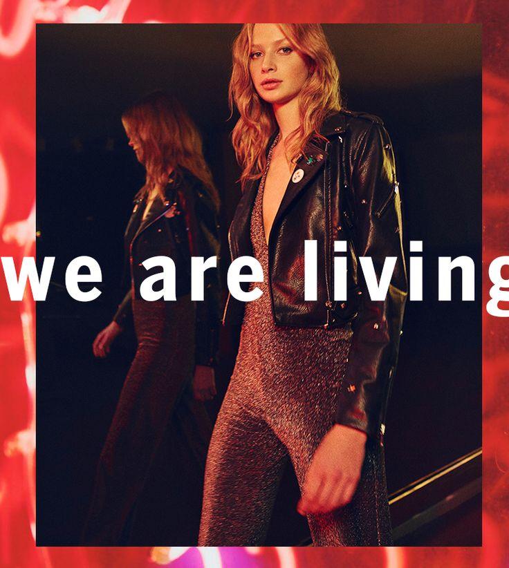 Bershka Italia online moda donna e uomo - Acquista le ultime tendenze
