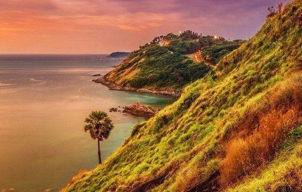 Таиланд, Пхукет  #travel #travelgidclub #путешествия #traveling #traveler #beautiful #instatravel #tourism #tourist #туризм #природа #Таиланд #Thailand #Пхукет
