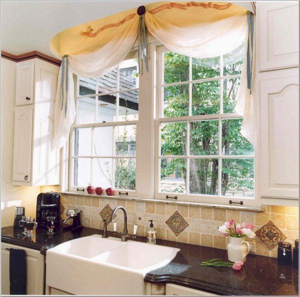 25+ Best Ideas About Yellow Kitchen Curtains On Pinterest