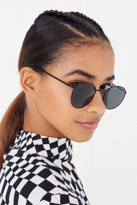 98568634f4a Dyllon Metal Round Sunglasses in 2018