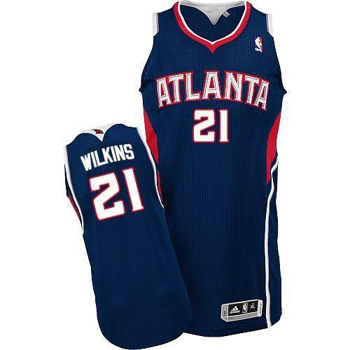 Atlanta Hawks Al Horford 15 Blue Replica Jersey Sale