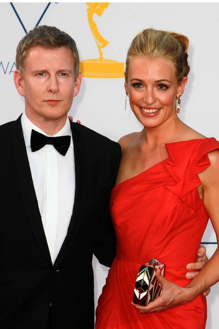 Patrick Kielty and Cat Deeley: Married!