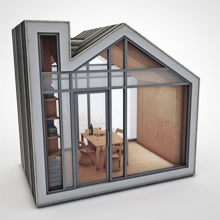the bunkie - small space architecture by evan bare + nathan buhler
