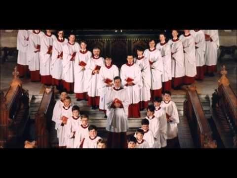 """Fauré """"Cantique de Jean Racine"""" Choir of New College Oxford"""