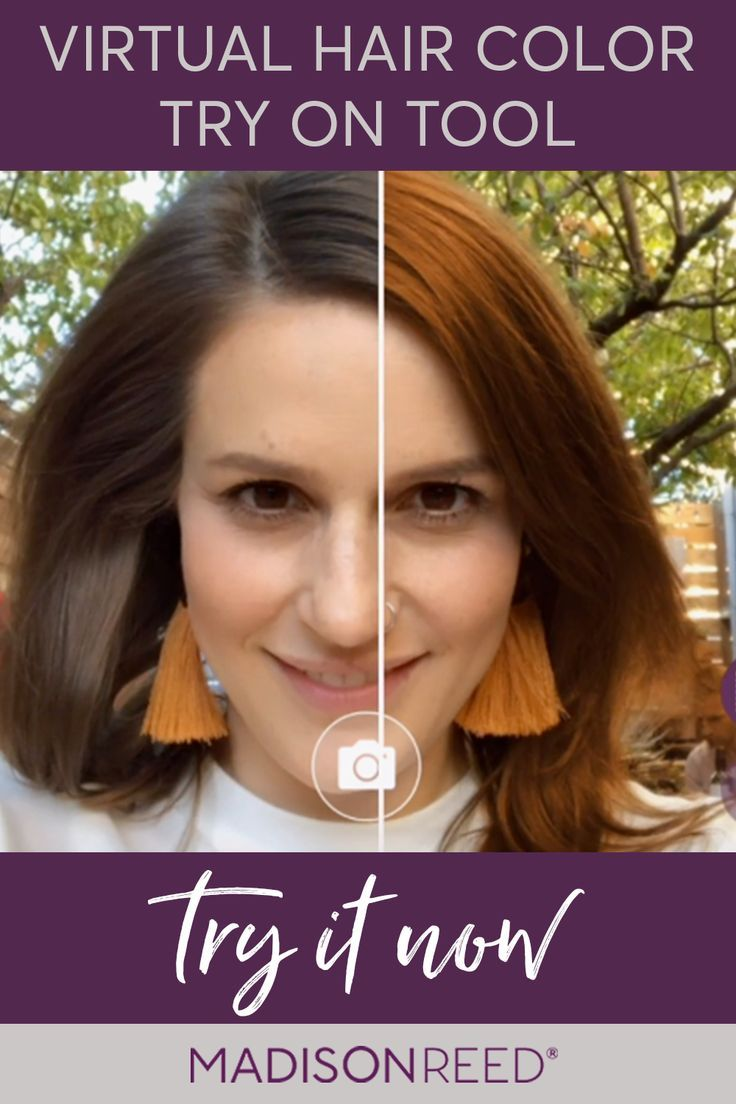 Free Live Hair Color Changer Try On Different Hair Color Shades With Our New Virtual Makeover Tool Using Y Live Hair Colour Hair Color Different Hair Colors