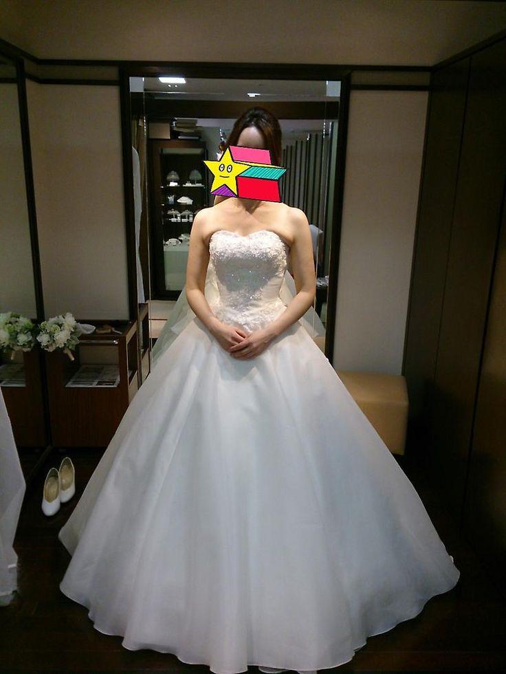 椿山荘♡タカミブライダル♡コスパの良いドレス |手作りの♡2014.11.椿山荘ウエディング♡結婚式準備ブログ
