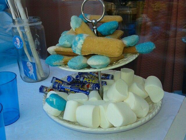 Galletas choco blanco azucar
