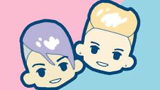 New sup3rfruit logo everyone!! WE TOTALLY LOVES IT