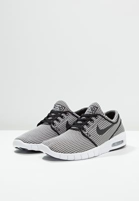 Köp Nike SB STEFAN JANOSKI MAX - Skateskor - black/white för 1245,00 kr (2016-05-18) fraktfritt på Zalando.se