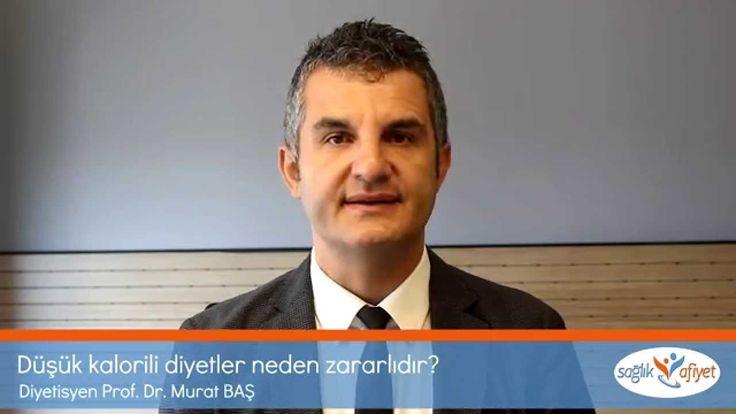 Düşük kalorili diyetler neden zararlıdır? Diyetisten Prof.Dr.Murat Baş a...