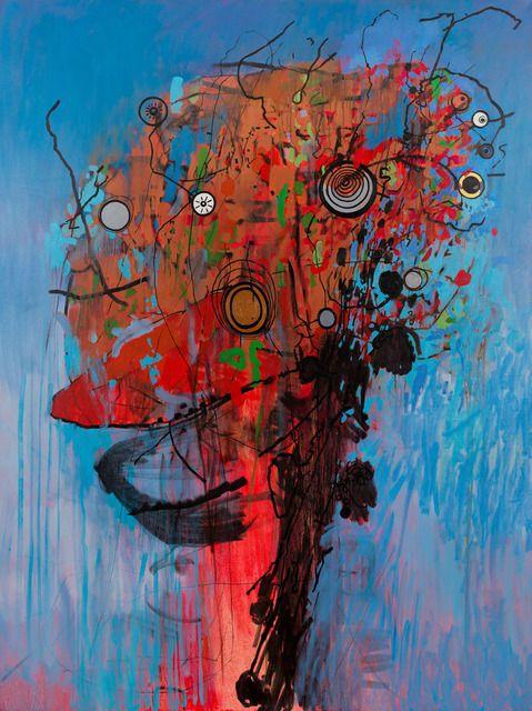Clive van den Berg :: Occular Ghost, 2013
