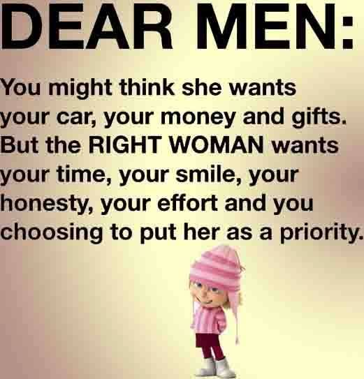 Yes. Find the right one and she can be your best friend, best mate and a great helping hand.  Will propose to Hon that i take care of the full expenses for our wedding and honeymoon while he focuses on the funds for the second home. Share the load :)