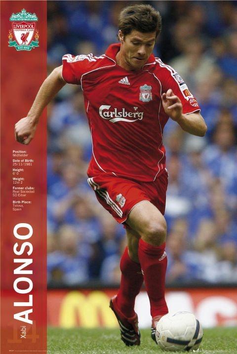 Xabi Alonso #LFC #Legend  He should come back!