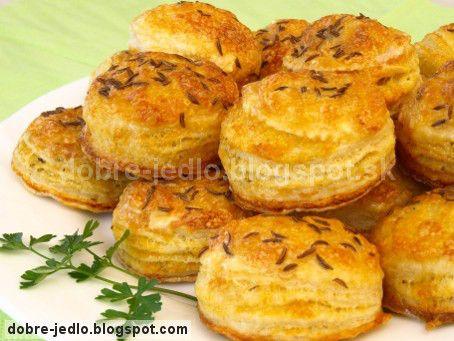 Syrové pagáčiky - recepty