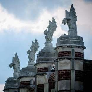 Gargoyle's Atop Waverly Hills Sanatorium