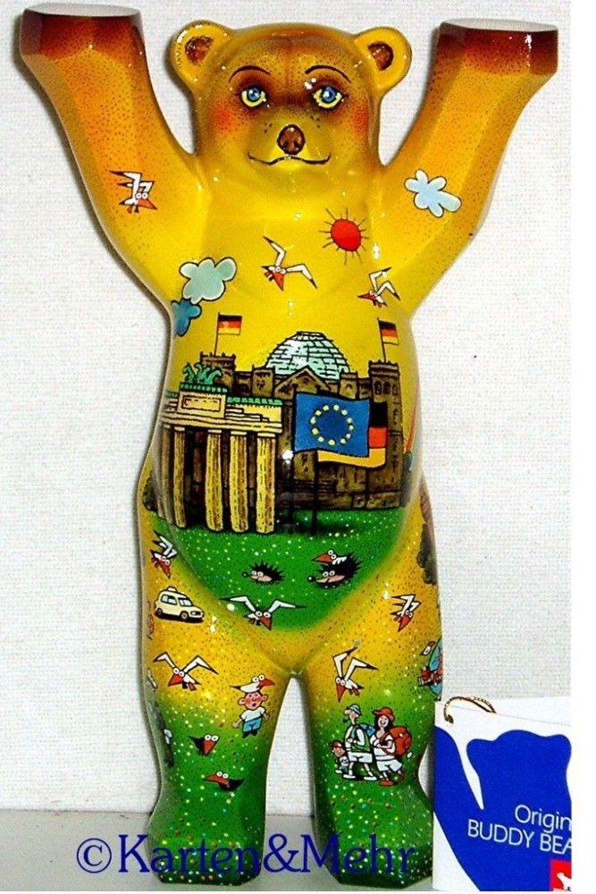 BERLIN COMIC II - Berliner Buddy Bär -Bear