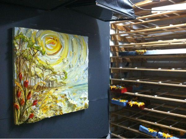 Justin Gaffrey - Studio • Gallery - Blog