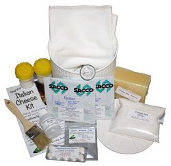 Italian Cheese Kit - Green Living Australia