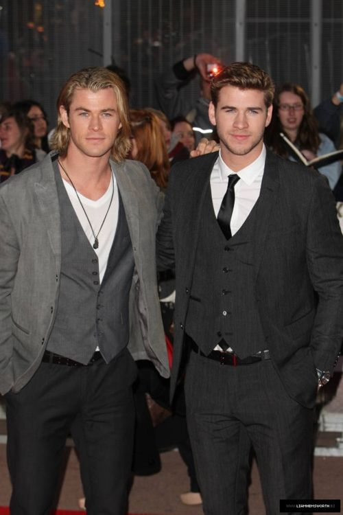 Chirs Hemsworth & Liam Hemsworth
