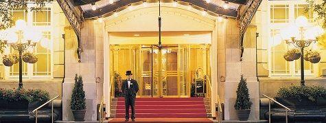 Happy 100th Birthday - Fairmont Palliser Hotel!  Here's some hotel trivia.