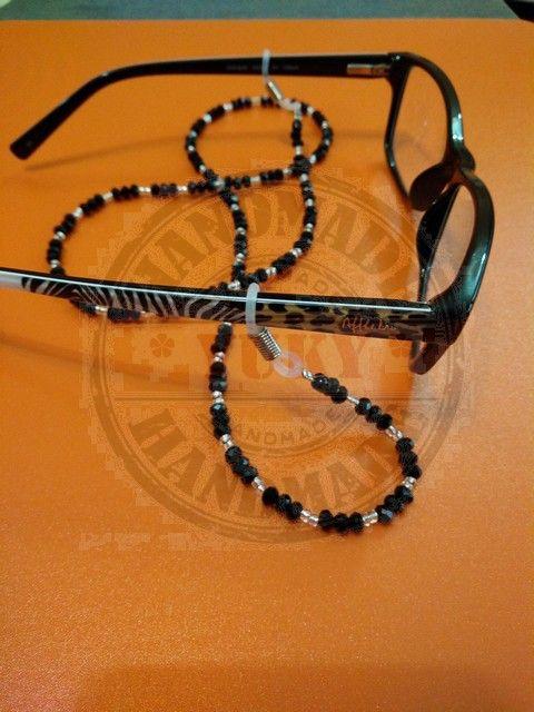 Como hacer un cordón artesano para las gafas. – Yuky Handmade