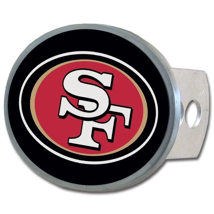 "Checkout our #LicensedGear products FREE SHIPPING + 10% OFF Coupon Code ""Official"" San Francisco 49ers Oval Metal Hitch Cover Class II and III - Officially licensed NFL product Licensee: Siskiyou Buckle Fits class II 1.5 inch receivers & class III 2.5 inch Super tough hitch plates that are 1.4 inch thick metal Great way to show off your team pride San Francisco 49ers logo with lacquered finish - Price: $27.00. Buy now at…"