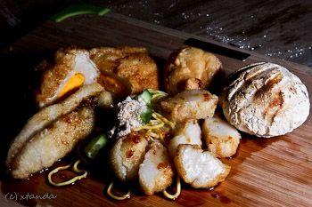 Pempek - Indonesian Fish Cake
