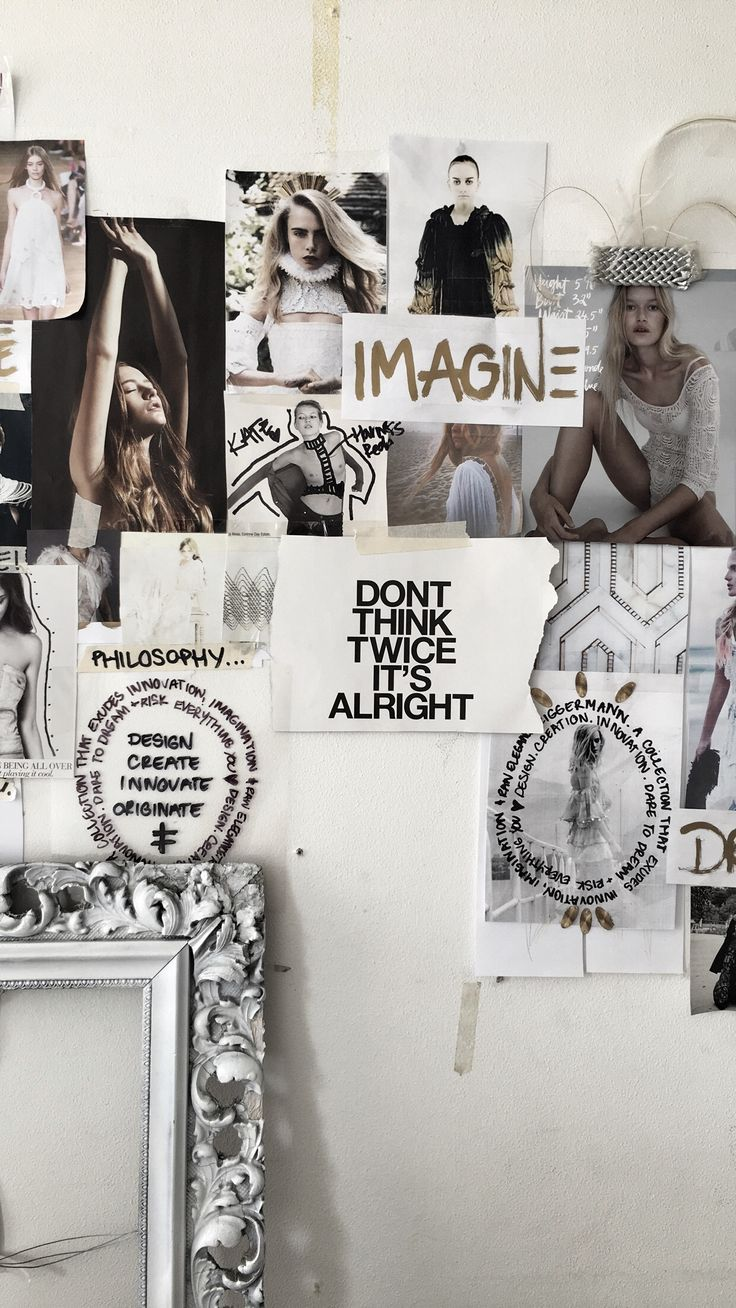 IXIAH Moodboard // Triggermann Collection