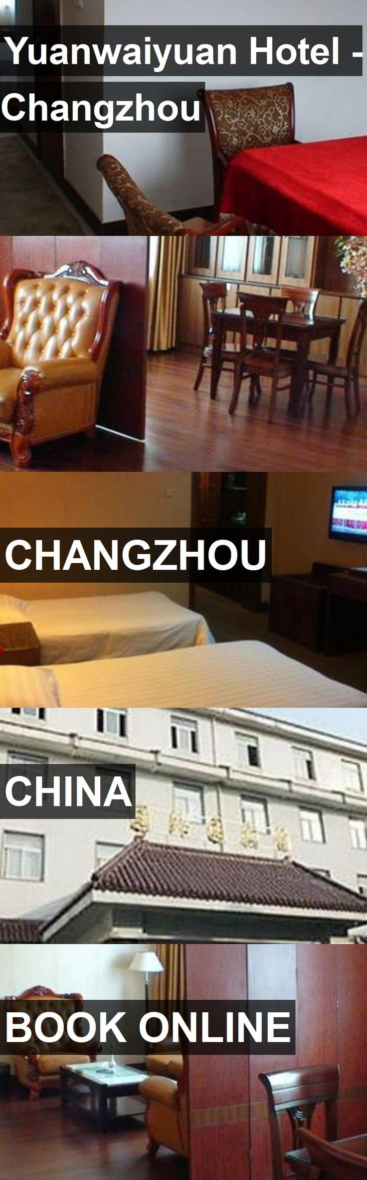 Yuanwaiyuan Hotel - Changzhou in Changzhou, China. For more information, photos, reviews and best prices please follow the link. #China #Changzhou #travel #vacation #hotel