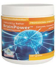 The dietary supplement that aims to help you support superior brain development and function. BrainPower™ – Coconut oil with Curcumin and DHA. #DHA #Brain