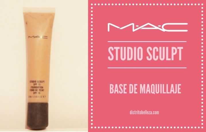 Reseña MAC Studio Sculpt