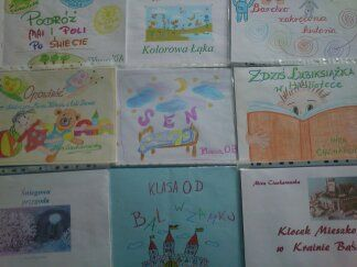 Zerówkowicze autorami książeczek do czytania w teatrzyku Kamishibai