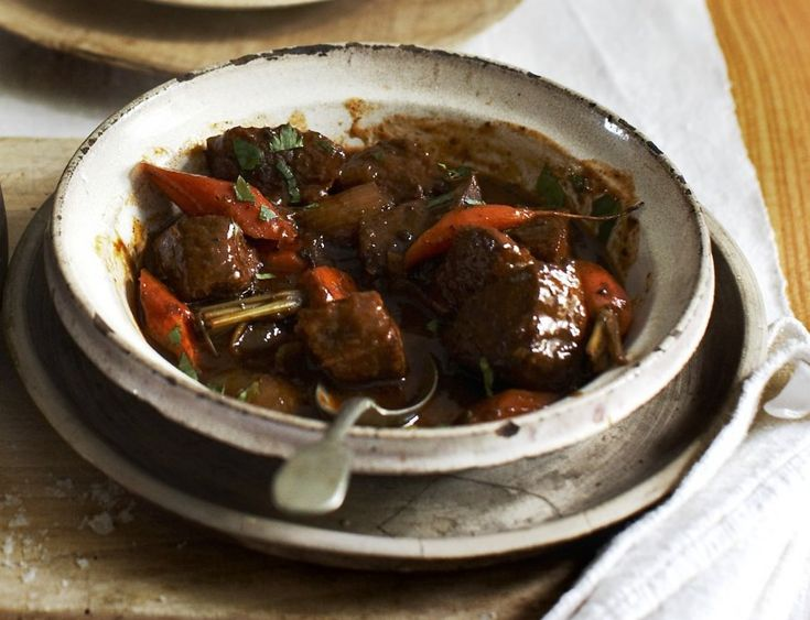 A beef stew with Guinness is a St. Patrick's Day treat that's good anytime.