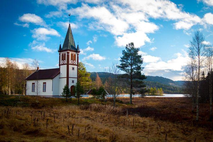 Highland Church by Ole Morten Eyra