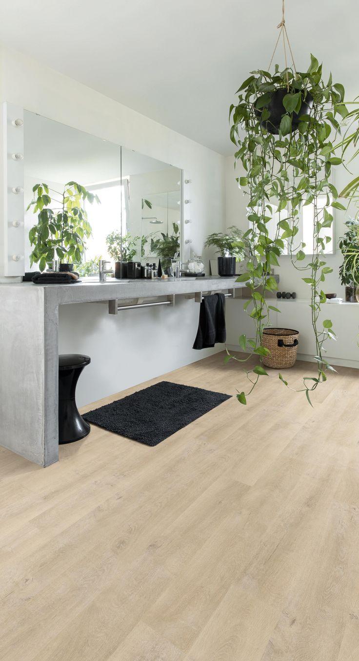 Comment Choisir Le Sol De La Salle De Bain Laminaat Vloeren Moderne Vloeren