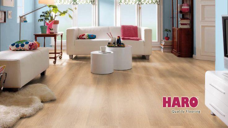 HARO Tritty 100 Laminate Floor Burnaby Vancouver 604-558-1878