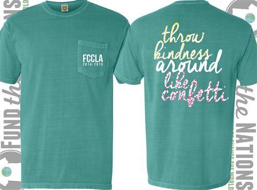 FCCLA tshirt - Google Search