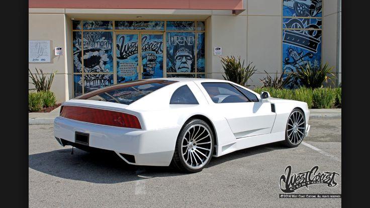 West Coast Customs Cars >> Will-I-am's DMC Delorean   Concept cars, Dmc delorean, Vehicles