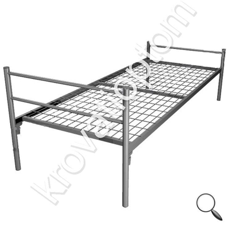 металлические кровати двухъярусные для рабочих, армейские кровати
