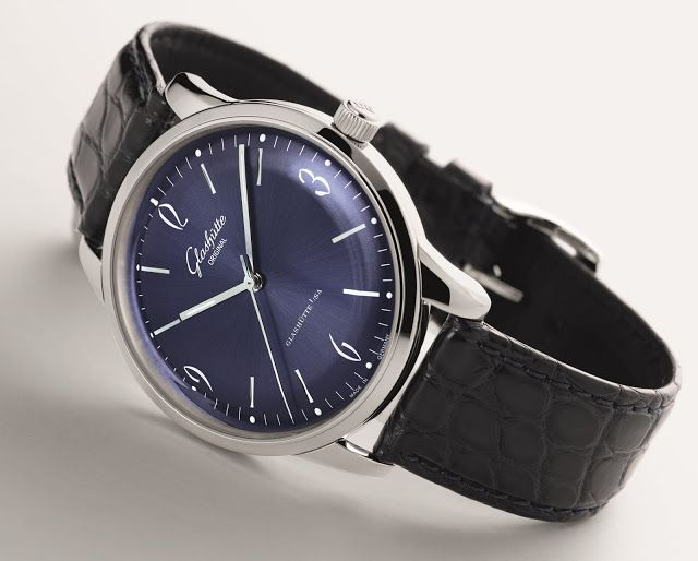 Glashütte Original - Sixties model.  #vintage #watches