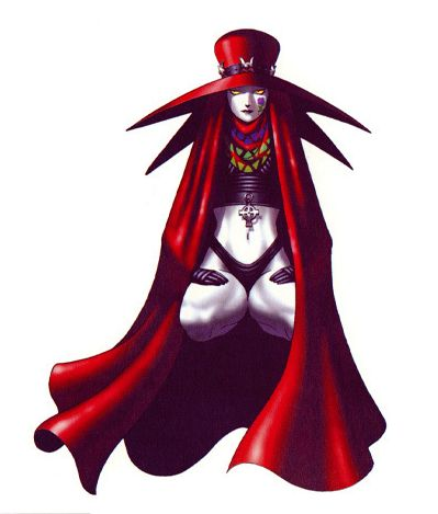 Scathach - Megami Tensei Wiki: a Demonic Compendium of your True Self