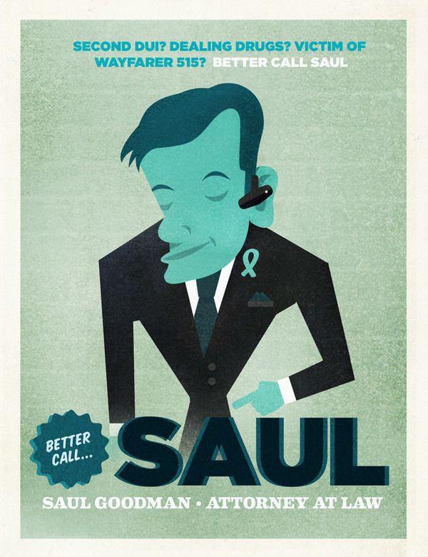 Saul Goodman, Attorney at Law - Breaking Bad