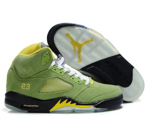Jordan 5 suede shoes AAA Quality 04