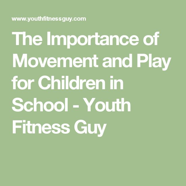 a discussion on the importance of play for children