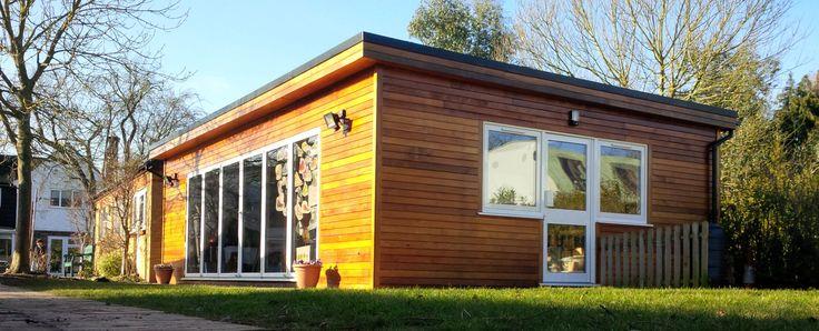 Best Garden Building Using Western Red Cedar No 2 Clear 400 x 300