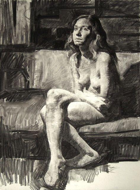 Hollis Dunlap drawing