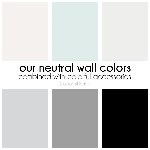17 Best Ideas About Neutral Wall Colors On Pinterest | Wall Paint