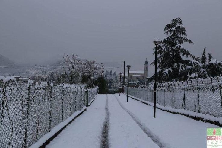Fotogallery Gussago con la neve febbraio 2015 - http://www.gussagonews.it/fotogallery-gussago-neve-febbraio-2015/