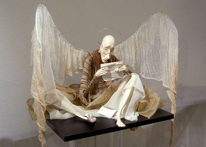 Ангел (авторская кукла) Галерея Фото Православного Форума Апостола Андрея Первозванного