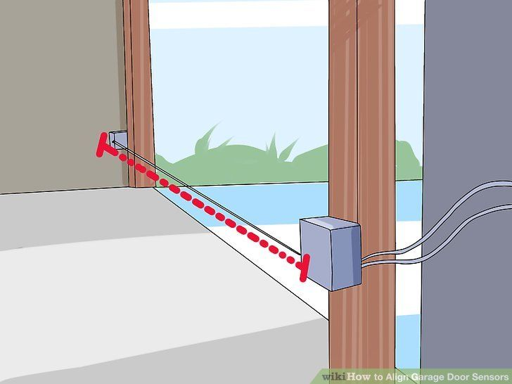 Best 25 Garage Door Sensor Ideas On Pinterest Best
